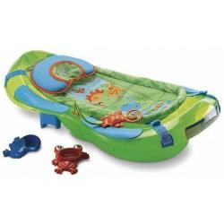 Bañera Tina Para Bebé Fisher Price Rainforest Con Hamaca