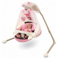 Columpio Musical Mecedora Para Bebé Fisher Price