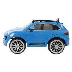 Carro Eléctrico Para Niño Control Remoto Fmmp3 Porsche Macan
