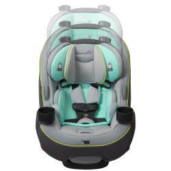 Silla Para Carro Bebe Safety Vitamint Grow And Go 3n1 Isofix