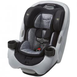 Silla Para Carro Bebe Safety Ex Air Grow And Go 3 En1 Isofix