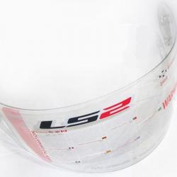 Si buscas Visor Casco Ls2 350 352 384 Espejado Fume Cristal Fas Motos puedes comprarlo con FASMOTOS00 está en venta al mejor precio