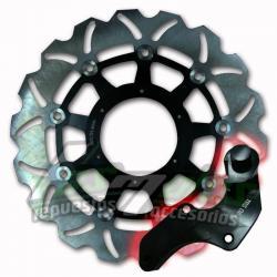 Si buscas Disco Freno Honda Crf 04/11 320mm Reforma C/ Soporte Fas puedes comprarlo con MASLUZ está en venta al mejor precio