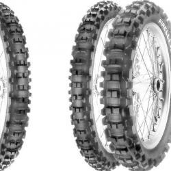 Si buscas Cubierta Pirelli 70 100 17 Mx 320 Cr 80 Pop Wave - Fas Motos puedes comprarlo ya, está en venta en Argentina
