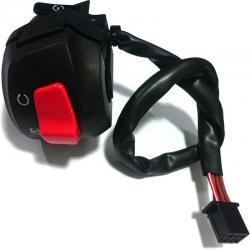 Si buscas Comando Izquierdo Zanella Rx 200 No Original Solo Fas Motos puedes comprarlo con FASMOTOS00 está en venta al mejor precio