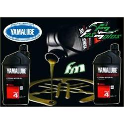 Aceite Lubricante Yamalube 4t 20w40 Yamaha Oficial Fas Motos