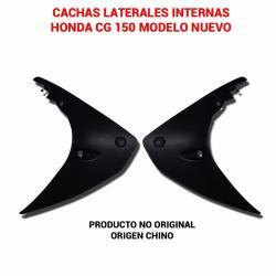 Juego Cachas Laterales Internas New Cg 150 M/n Fas Motos