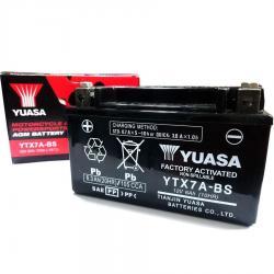 Si buscas Bateria Yuasa Ytx7a Bs Gel Sellada Suzuki An 125 Fas Motos puedes comprarlo con FASMOTOS00 está en venta al mejor precio