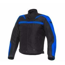 Si buscas Campera Motorman Rocky Negra Azul Impermeable Termico En Fas puedes comprarlo con FASMOTOS00 está en venta al mejor precio