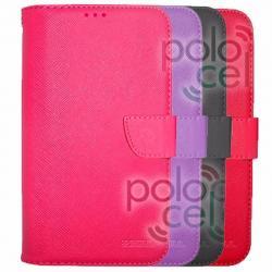 Funda Estuche Soporte Tablet 7 Pulgadas Tarjetero Premium