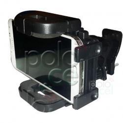 Soporte Bicicleta Moto Cuatriciclo Celular Gps Mp3 Ipod