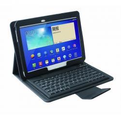 Funda Teclado Bluetooth Samsung Tab 3 7 P3200 T210 + Templad