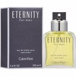 Perfume Eternity For Men Edt 100ml By Calvin Klein