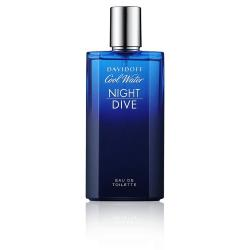 Perfume Cool Water Night Dive Edt 125ml By Davidoff