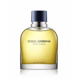 Perfume Dolce & Gabbana Pour Homme 125ml Fragancia Masculina