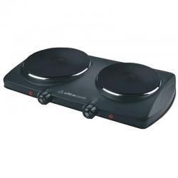 Ultracomb An6600 Anafe Electrico Doble Hornalla 1500/750w