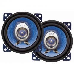 Pyle Pl42bl Parlantes 4'' De 2 Vias 90 Watts Rms Blue Label