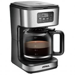 Atma Ca8182 Cafetera Digital Programable 1.8 Litros Reloj