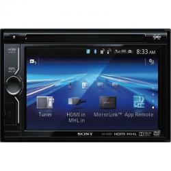 Sony Xav-612bt Estereo Multimedia Dvd Mirror Link 6.1 Bt Mp3