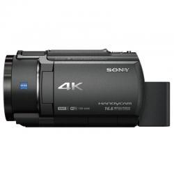 Filmadora Sony Fdr-ax40 Handycam® 4k Sensor Exmor R Zoom 20x