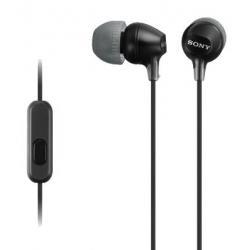Si buscas Sony Mdr-ex15 Auricular In Ear Tapones Silicona Manos Libres puedes comprarlo con PHOTOSTORE está en venta al mejor precio