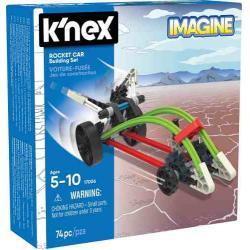 Knex Set De Contruccion E Ingenio Moto Custon/ Avion/ Auto