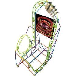 Knex Cobra Coil Rollercoaster Montaña Rusa Didactica 201pz