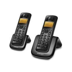 Si buscas Noblex Ndt2000tw Telefono Inalambrico Duo Dect 6.0 Caller Id puedes comprarlo con PHOTOSTORE está en venta al mejor precio