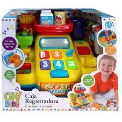 Si buscas Ok Baby Okbb0145 Caja Registradora C/luces Y Sonido P/ Bebe puedes comprarlo con PHOTOSTORE está en venta al mejor precio
