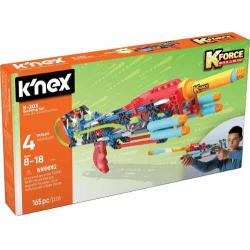Knex Set Construye Tu Ballesta / Fusil De Dardos De Espuma