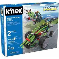 Knex Set Constructor Didactico 2 En 1 Avion Heli/auto Camion