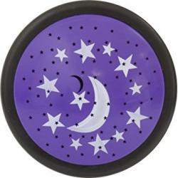 Ge 17457 Proyector De Estrellas Y Luna Luz De Noche P/bebes