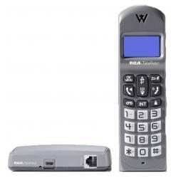 Si buscas Rca 2141 Telefono Inalambrico Dect 6.0 Alimentacion Usb puedes comprarlo con PHOTOSTORE está en venta al mejor precio