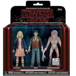 Funko Pack #3 Stranger Things 3 Figuras Coleccionables