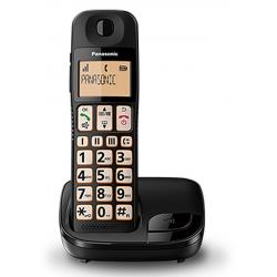Si buscas Panasonic Kx-tge110 Telefono Inalambrico Botones Grandes puedes comprarlo con PHOTOSTORE está en venta al mejor precio