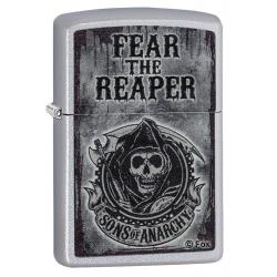 Encendedor Zippo Sons Of Anarchy Fear De Reaper Limited Edit