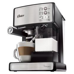 Oster 6602 Prima Latte Cafetera Expreso 15 Bares + Espumoso