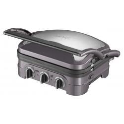 Cuisinart Gr40ar Parrilla Electrica Grill Y Plancha 1600w