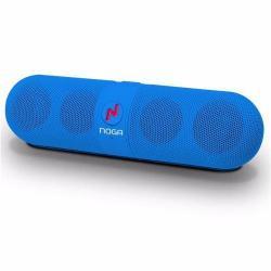 Parlante Noga Bluetooth Recargable Manos Libres Microsd Fm