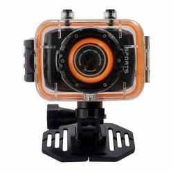 Camara Full Hd 1080p Sport Hdmi Sumergible Touch + Montajes