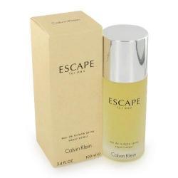 Escape Men Calvin Klein X100ml Caja Cerrada+celofán La Plata