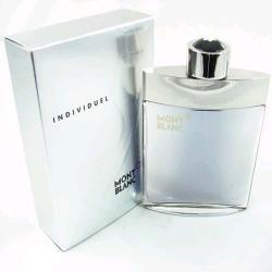 Individuel Homme Mont Blanc 75ml Perfume Celofán La Plata