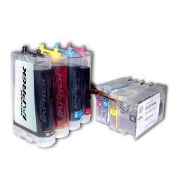 Sistema Continuo Imprek Para Impresora Hp 8620 8610 + Tinta