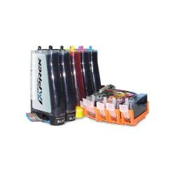 Sistema Tinta Continua Para Impresora Hp 5525 4625 4615 3525