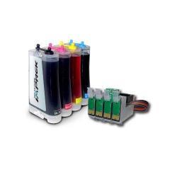 Sistema Continuo Para Epson Xp 201 401 211 Con Envío Gratis!