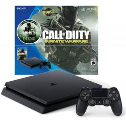 Ps4 Playstation 4 Slim 500gb 1 Joystick Call Of Duty Envio 2