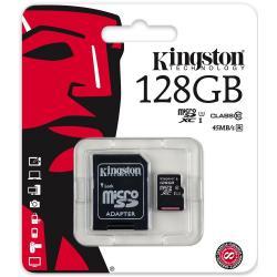 Si buscas Memoria Microsd Sd 128gb Kingston Clase 10 Fullhd Cam Mexx 3 puedes comprarlo con MEXXCOMPUTACION está en venta al mejor precio