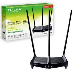 Si buscas Router Wifi Tp Link Wr941hp Norma N 450mbps 3 Ant Envio 2 puedes comprarlo con MEXXCOMPUTACION está en venta al mejor precio