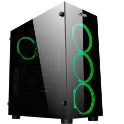 Si buscas Gabinete Gamer Sentey K20 4 Fan Rgb Vidrio Templado Mexx 4 puedes comprarlo con GRUPODECME está en venta al mejor precio