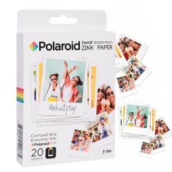 Papel Fotográfico Polaroid Zink Pack 20 10 X 7.6 Cm Mexx